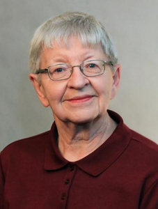 Ms. Frances Hogan